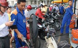 Giá xăng lại giảm từ 18h ngày 9/9