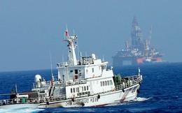 Giàn khoan Hải Dương 981 đã ra khỏi vùng biển VN, đến vị trí mới