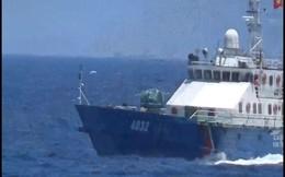 Kiểm ngư VN đã áp sát giàn khoan TQ với khoảng cách gần kỷ lục