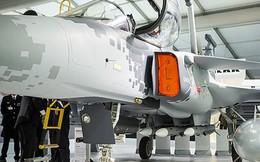 """Tiêm kích Gripen NG được trang bị """"mắt thần"""" mới"""