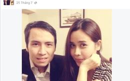 Lưu Hương Giang nhắn tin cho Toàn Shinoda sau khi hỏa táng