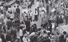 Video: Người Hà Nội nhộn nhịp đón tết Mậu Thân 1968