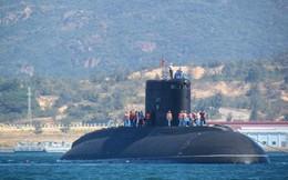 Trong kho vũ khí của Hải quân Việt Nam có những loại ngư lôi nào?