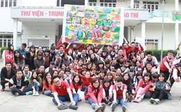 Happy Day - Ngày hội hiến máu ý nghĩa của sinh viên Ngoại thương