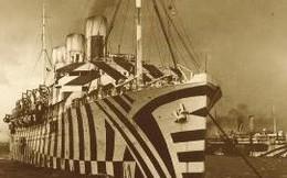 """Ngụy trang thời Thế chiến I: Cách Anh """"che mắt"""" tàu ngầm Đức"""