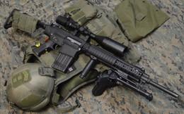 SR-25 - Sự cải tiến hoàn hảo của M16 dành cho lính bắn tỉa