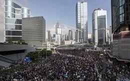Người biểu tình bao vây Văn phòng Trưởng Đặc khu Hồng Kông