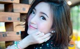 Cận cảnh nhan sắc hot girl xinh đẹp hàng đầu Thái Lan