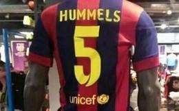 Phớt lờ Man United, siêu trung vệ Hummels chọn Barca?