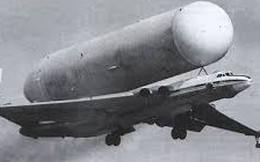 """Xem """"ngựa thồ"""" VM-T Atlant của Nga chở bồn xăng khổng lồ"""