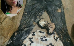 """""""Chất lạ"""" trên thi thể chị Huyền là bột thạch cao dính mỡ người"""