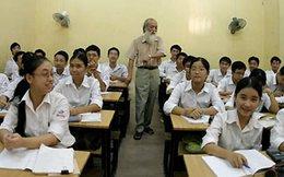 Tiết lộ bất ngờ của PGS Văn Như Cương về tỉ lệ đỗ tốt nghiệp