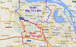 Hai quận mới của Hà Nội hoạt động từ ngày 1- 4