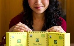 Bác sĩ tiếp thị gạo Việt tại Anh
