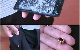 """Nokia Lumia 520 """"đỡ đạn"""" cứu mạng cảnh sát ở Brazil"""
