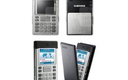 Top 10 điện thoại có thiết kế kì dị nhất Samsung