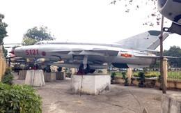 ẢNH: Chiếc MiG-21 được Thủ tướng công nhận là Bảo vật quốc gia