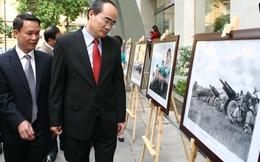 Những bức ảnh báo chí quý giá về Điện Biên Phủ