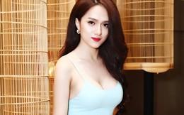 Đường cong hút mắt của Hương Giang idol