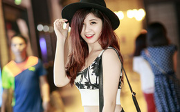 Hot girl An Japan gây bất ngờ với trang phục sexy