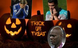 Ronaldo, Torres, Balotelli sợ nhất gì vào ngày Halloween?