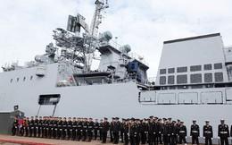 Sức mạnh khinh hạm tối tân Đô đốc Essen mới hạ thủy của Nga
