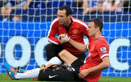 """Đội hình """"nằm viện"""" của Man United có giá hơn 140 triệu bảng"""