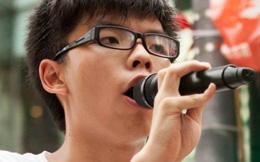 """Hoàn Cầu tố """"thiếu niên dân chủ"""" Joshua Wong do 1 tay Mỹ đào tạo"""