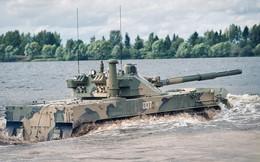Xem ứng viên thay thế PT-76 Việt Nam trình diễn tính năng