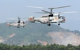 Toàn cảnh phi đội trực thăng hùng hậu của Không quân Việt Nam
