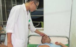 Trạm phó kiểm lâm bị lâm tặc đánh chấn thương sọ não