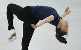 """""""Hoa hậu"""" Hàn Quốc xuất quân tại Olympic Sochi"""