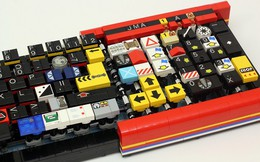 Bàn phím tự chế siêu độc được làm từ LEGO