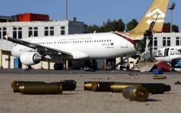 Mỹ lo ngại bị máy bay Libya mất tích tấn công như vụ 11/9