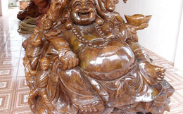 Mãn nhãn với nhưng bức tượng Phật bạc tỷ của đại gia Việt