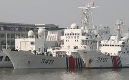 Trung Quốc tập trung tàu 'chấp pháp' từ Hoa Đông xuống biển Đông