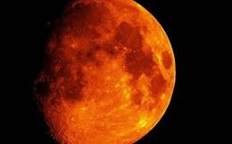 Mặt trăng máu - hiện tượng kỳ thú sắp xuất hiện ở Việt Nam