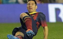 Leo Messi bị loại khỏi danh sách Cầu thủ xuất sắc nhất châu Âu