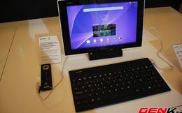 Siêu phẩm máy tính bảng Xperia Tablet Z2 của Sony