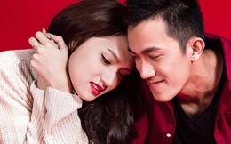 Hương Giang Idol say đắm bên người yêu