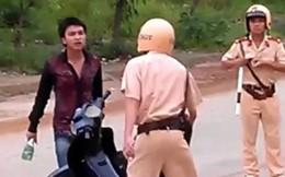 Khởi tố 'bộ tam' cướp súng bắn cảnh sát giao thông