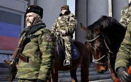 Thợ xây, nhân viên mát xa rủ nhau ra trận bảo vệ miền đông Ukraine