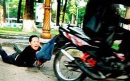 Một phụ nữ trẻ tử vong vì giằng co với tên cướp giật ở Sài Gòn