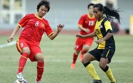 Thái Lan ngáng đường ĐT nữ Việt Nam