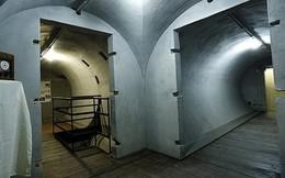Bên trong hầm trú ẩn bí mật của Mussolini