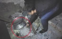 Nam thanh niên bị hất văng, nát bàn tay vì chế thuốc pháo