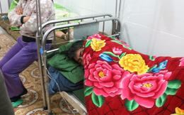 Vụ Samsung Thái Nguyên: Công nhân, bảo vệ kể gì ở bệnh viện?