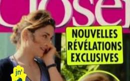 Lộ bức ảnh thân mật giữa tổng thống Pháp và người tình bí mật