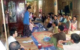 Phong tục ly hôn kỳ lạ của người Thái, Khơ Mú ở Nậm Nhóng