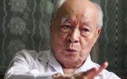 Tướng 99 tuổi VN nói về TQ và Biển Đông: Phải phản ứng mạnh hơn